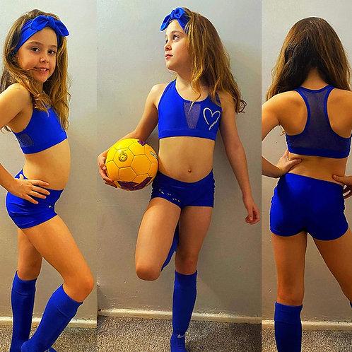 Sporty Barbie Blue Set 💙 Glam Barbz Collab Collection ✨