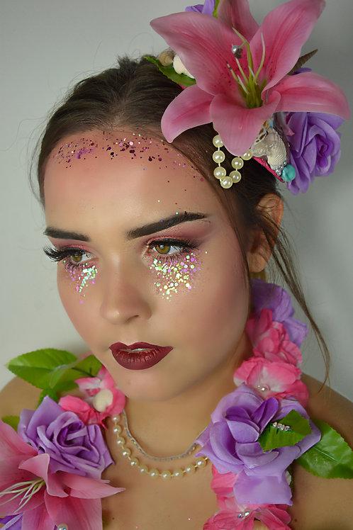 MARTHA Mermaid Chunky Mix Disco Glitter 15g