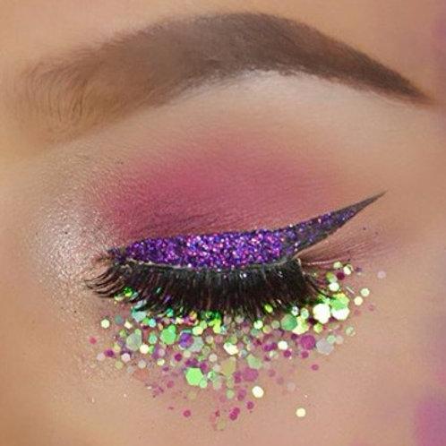 PURPLE GALAXY Fine Disco Glitter 15g