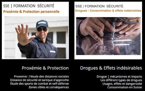 Proxemie Protection Personnelle Drogues