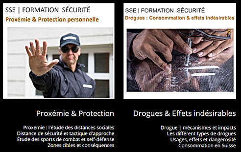 Proxemie Protection Personnelle Drogues