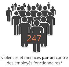 violences menaces fonctionnaires 2018.pn