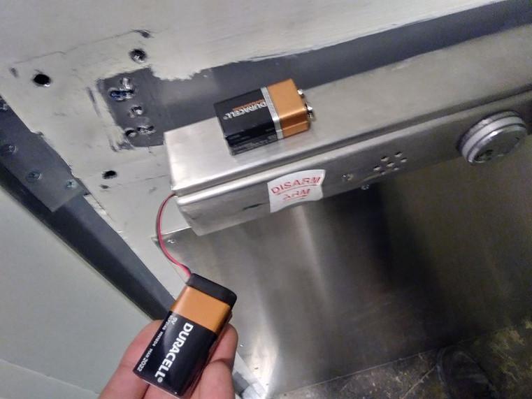 Panic Bar Repair