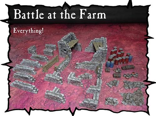 Battle at the Farm - THE Battle at the Farm