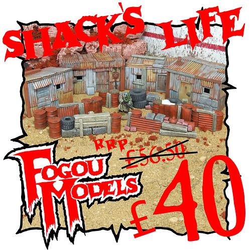 SHACK'S LIFE