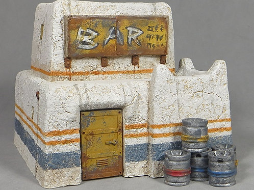 Brother Brownpony's Bar