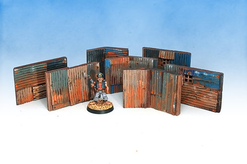 Shack Fronts