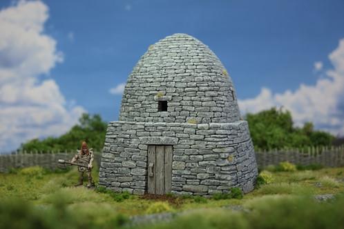 Skellig Michael Beehive Hut 28mm Wargames Terrain Sci