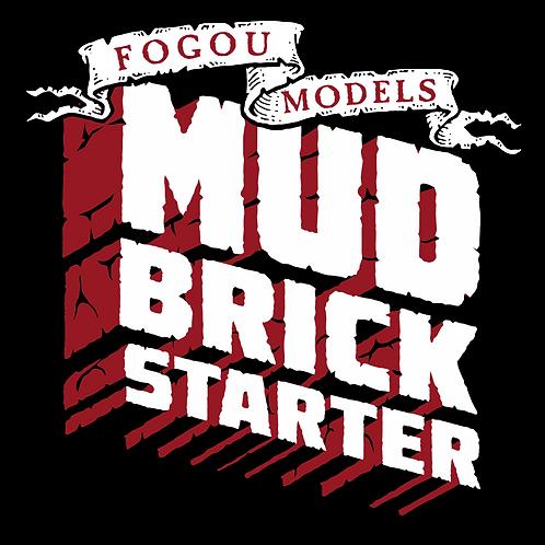 MUD BRICK STARTER