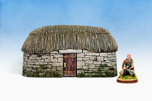Rectangular Stone 'Blackhouse'