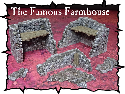 Battle at the Farm - The Famous Farmhouse