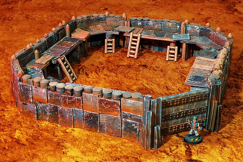Fort Hardknox - Base Set