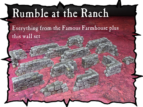 Battle at the Farm - Rumble at the Ranch