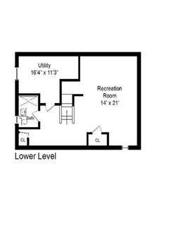 Lower Level FL Plan