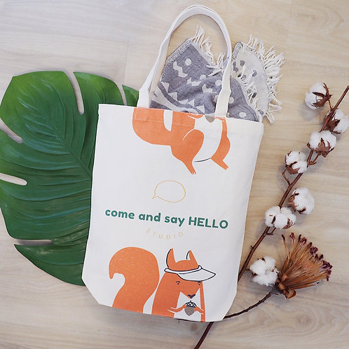 Sid's Recycle Tote Bag