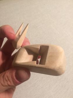 Tiny hand plane