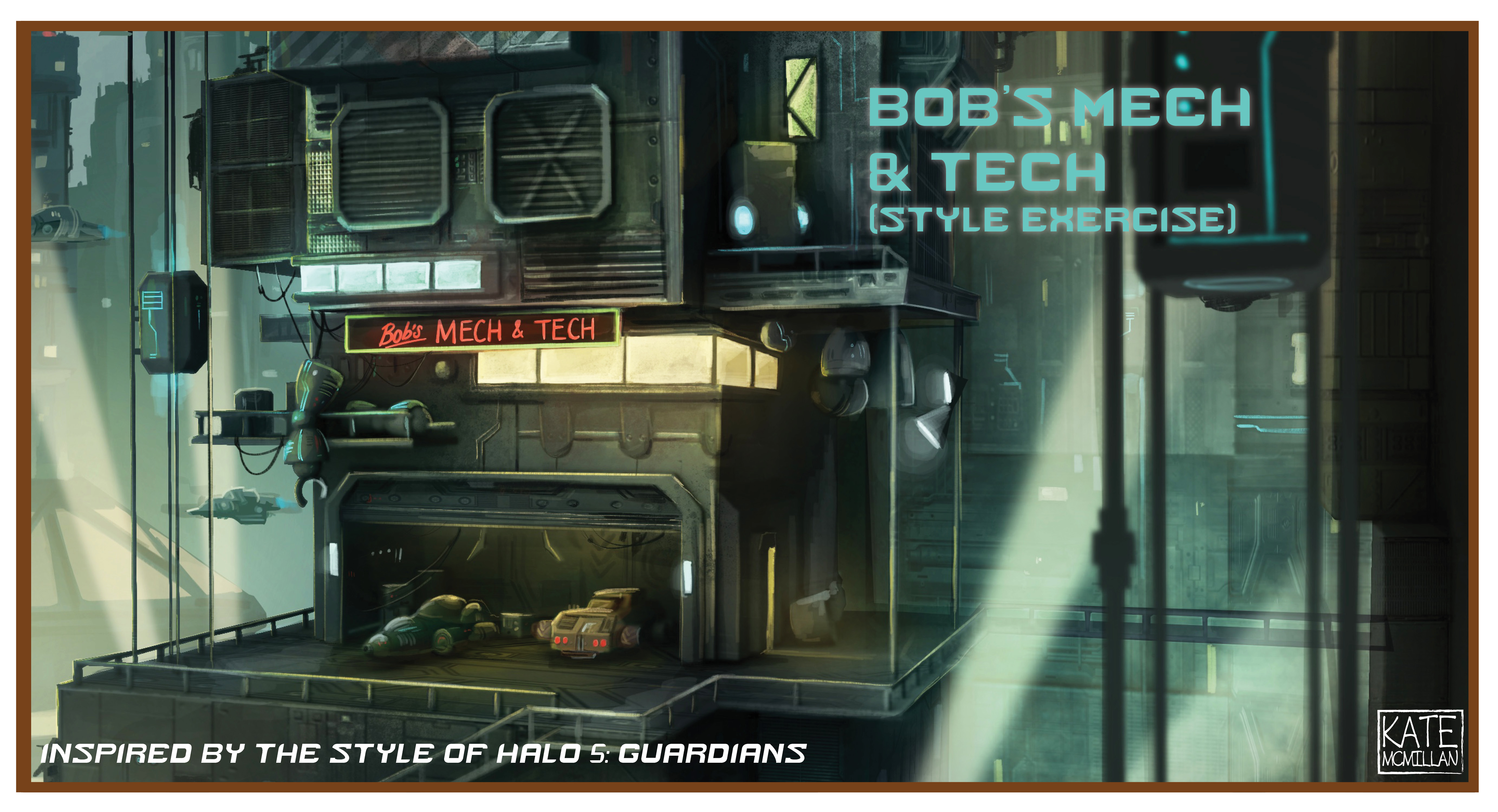 Bob's Mech & Tech