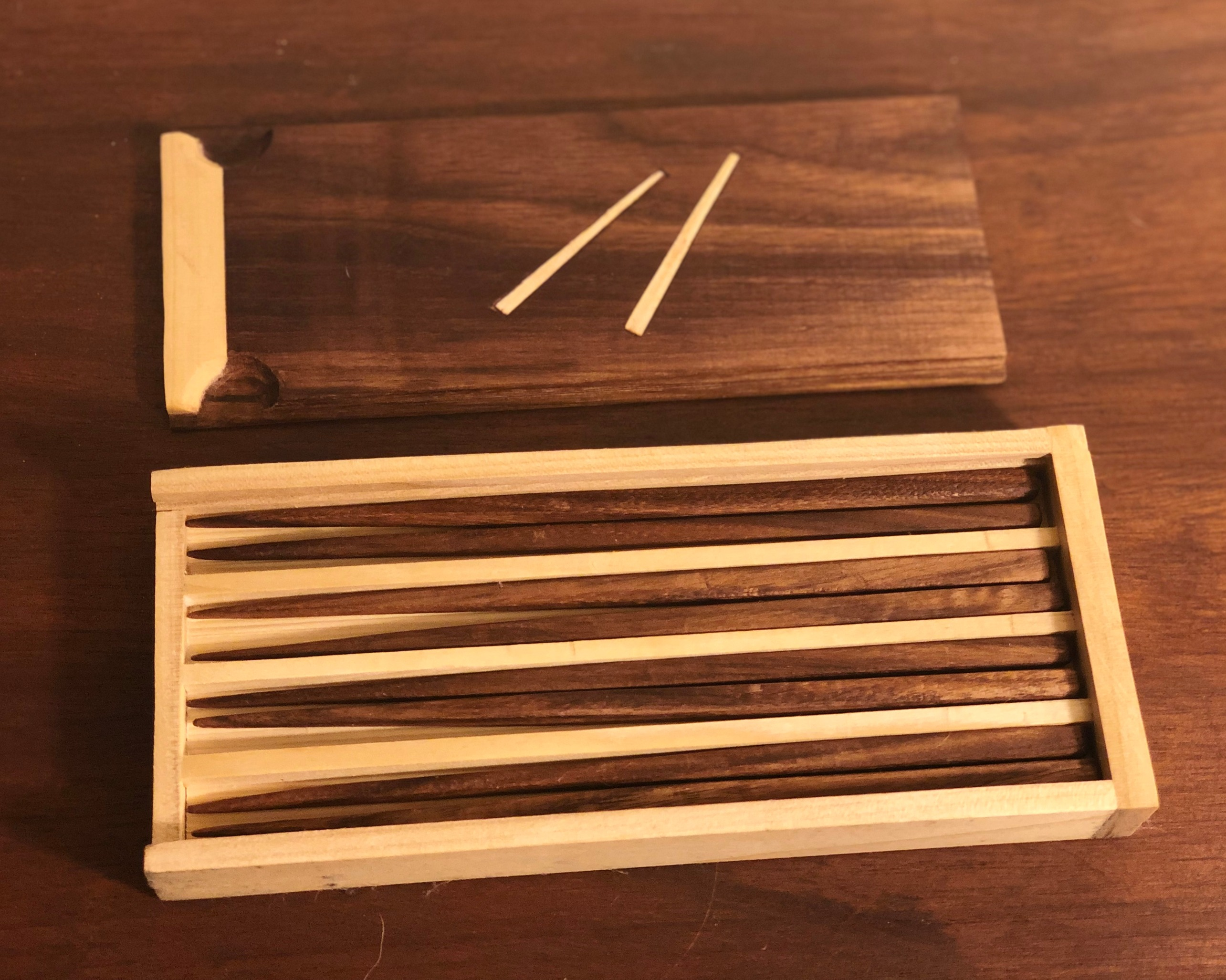 Chopsticks box