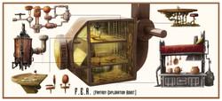 F.E.R. (Fantasy Exploration Robot)