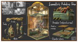 Pinocchio designing2
