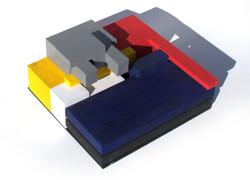 Mondrian model