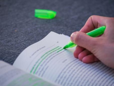 Cómo hacer un buen resumen para estudiar Oposiciones