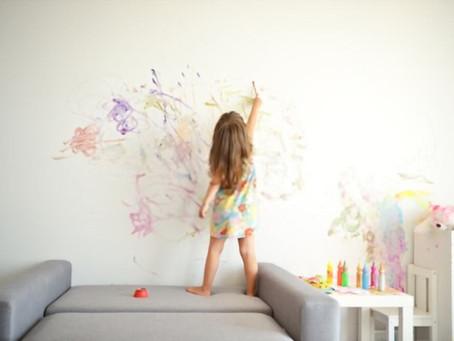 Tema 22. Evolución de la expresión plástica en los niños y niñas