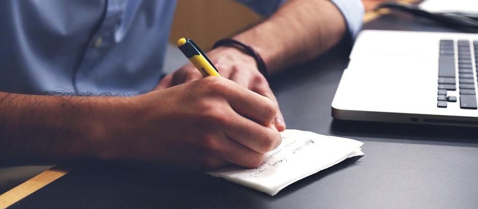 Claves y consejos para redactar el temario de la oposición