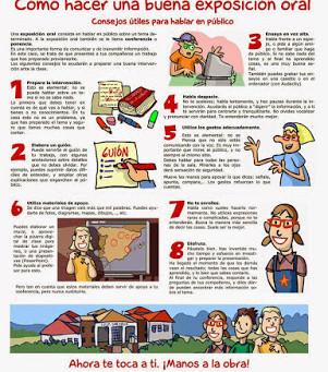 Consejos útiles para hacer una buena exposición oral en un examen de oposiciones