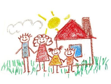 Tema 07 del temario de Oposiciones de Infantil. La familia como primer agente de socialización....