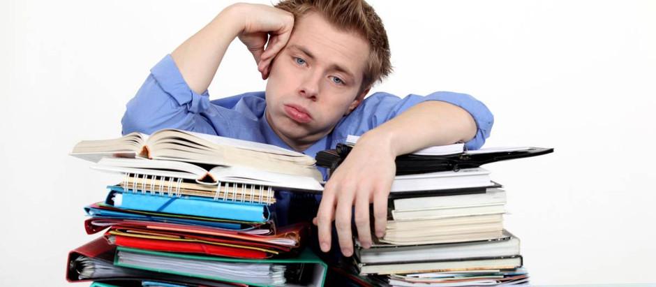 Consejos para estudiar oposiciones los días que no te apetece estudiar...