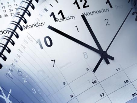 Cómo gestionar el tiempo ante la temida oposición