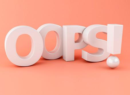 Vídeo de casi una hora sobre los errores más comunes que cometen los opositores/as