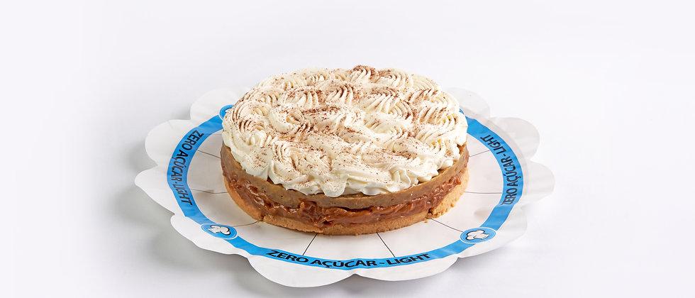 Torta Banoffee - Zero Açúcar e Zero Lactose