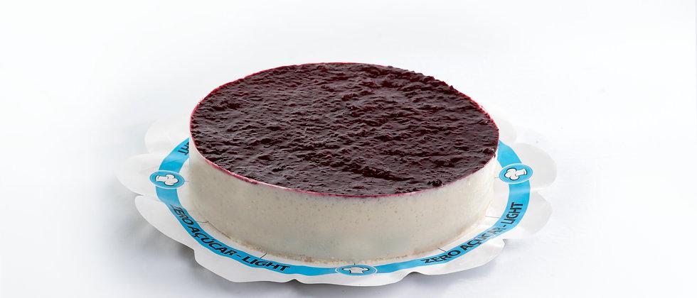 Torta Cheesecake de Amora - Zero Açúcar