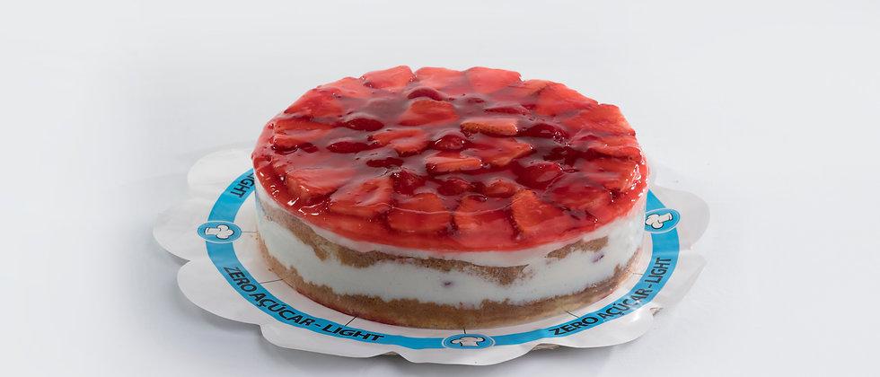 Torta Morango - Zero Açúcar
