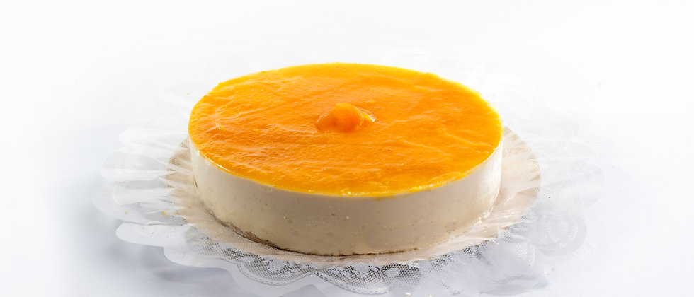 Torta Cheesecake Damasco