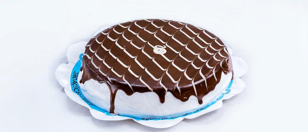 Torta Maravilha - Zero Açúcar