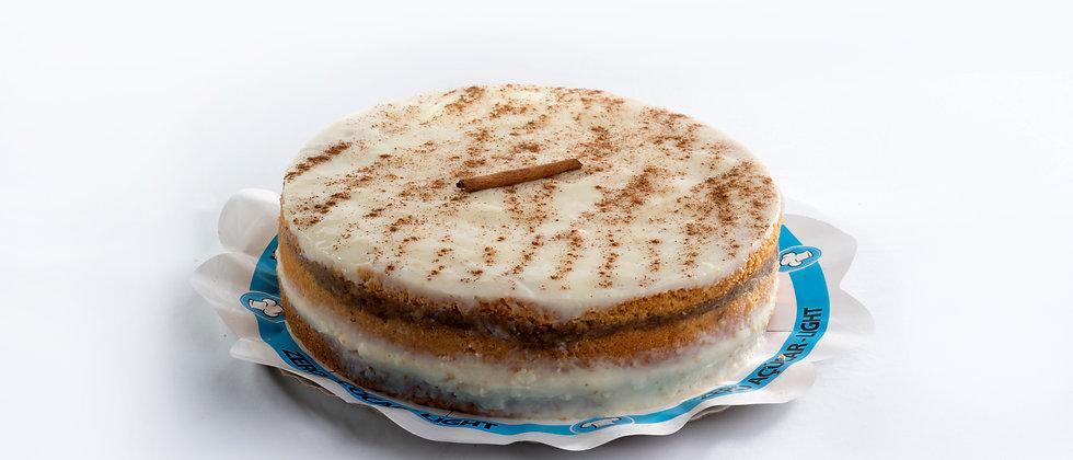 Torta Banana - Zero Açúcar