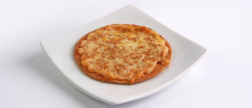 Pizza Fit de Alho