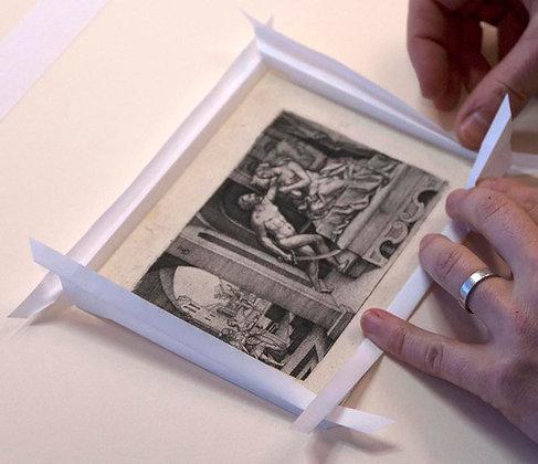 Preservation Framing: Managing Contact