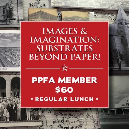 PPFA Member Regular Lunch