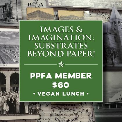 PPFA Member Vegan Lunch