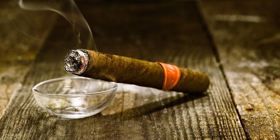Cigar night at Doc's Riverside