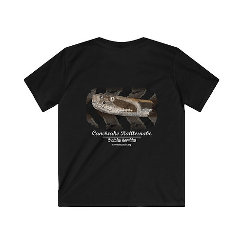 Horridus Collection Kids Softstyle Tee
