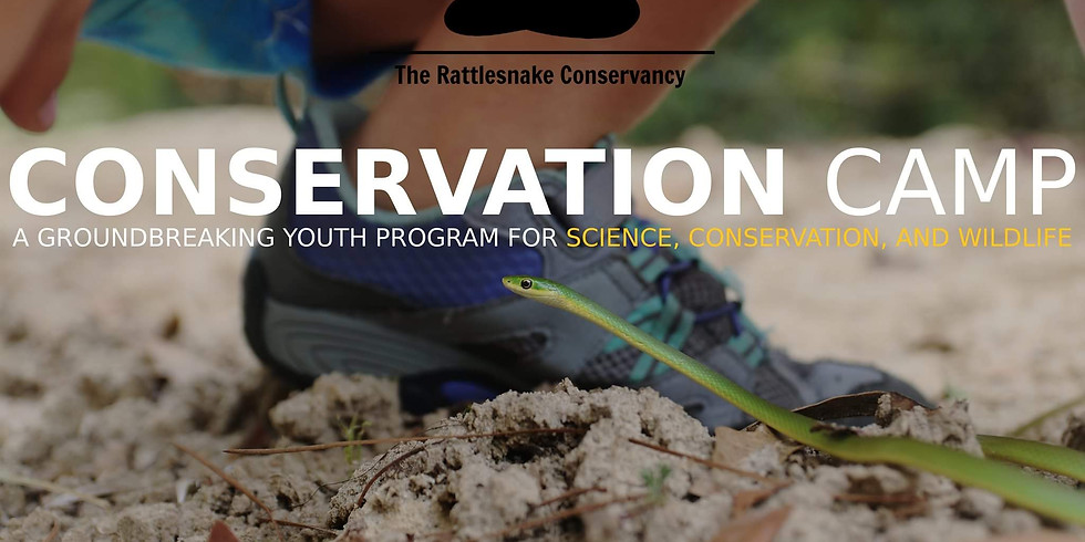 Conservation Camp - June 28-July 02