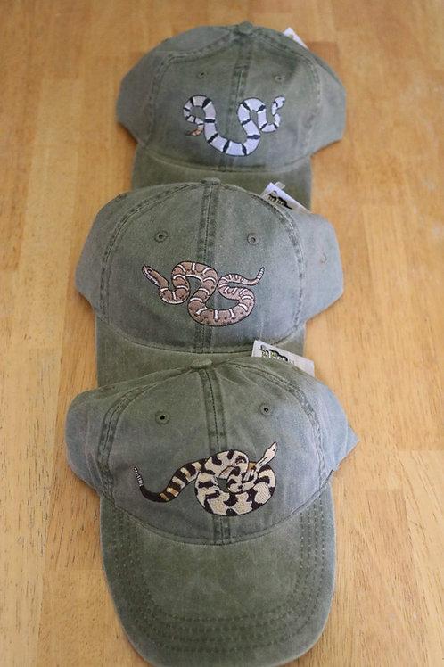 Rattlesnake hat