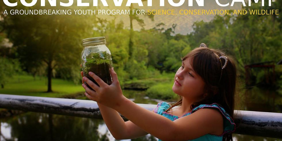 Conservation Camp - July 12-16