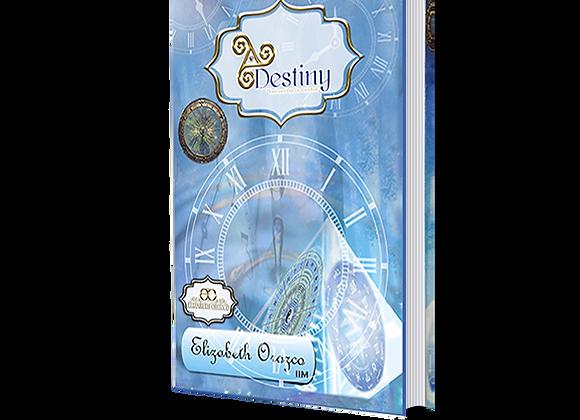 Paquete de 5 Libros Destiny Personalizado (Familiares y amigos)