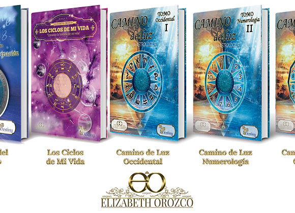 Enciclopedia de Personologia Elizabeth Orozco 13 tomos